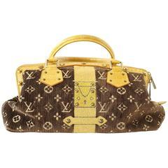 Louis Vuitton Monogram Trompe L'oeil Angenieux Bag