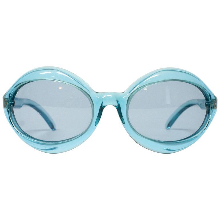 1960s Pierre Marly sunglasses model Domino 1