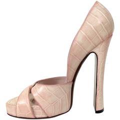 Louis Vuitton Leather Pumps Shoes