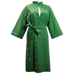 1980s Saint Laurent Rive Gauche Dress