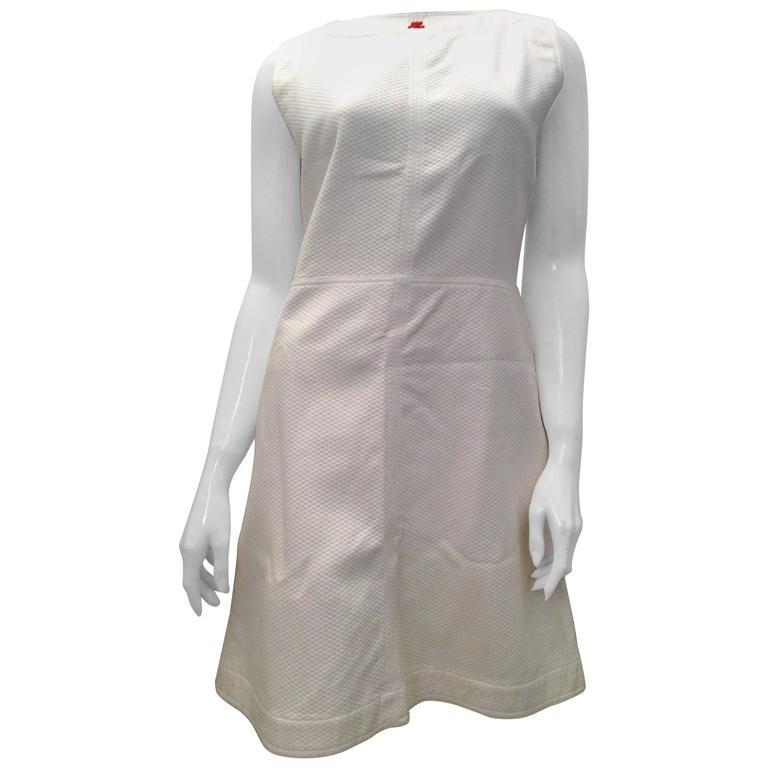 Courreges Sleeveless Dress - Size
