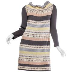 7c1116408585 Missoni Sweater Dress. HomeFashionClothingDay Dresses. Missoni Mare Multi-Colored  Knit Halter ...