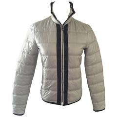 Sweet Light weight Chanel puffer jacket XS.