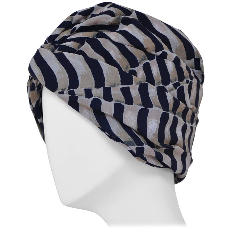 Balenciaga Head Turban 2009