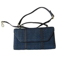 Vintage Lanvin Doucle Flap Bag
