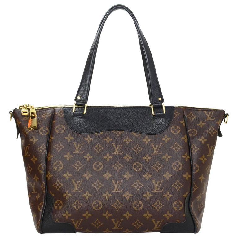 d4415bd8c50b Louis Vuitton Monogram Estrela MM NM Tote Bag with Dust Bag For Sale ...