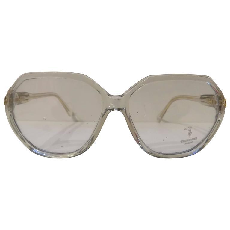 1980s Trussardi Frame - Glasses 1