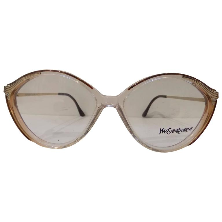1980s Yves Saint Laurent Frame - Glasses