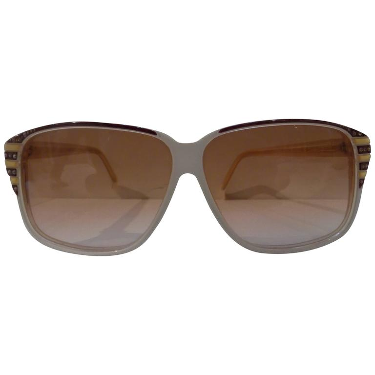 1980s Nina Ricci Sunglasses For Sale