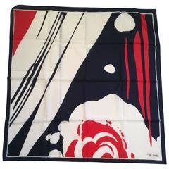 Pierre Cardin Scarf - 1970's