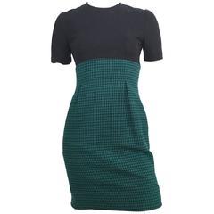 Bill Blass Short Sleeve Sheath Dress Size 4.