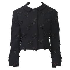 Bill Blass 1960s Jacket with Bows