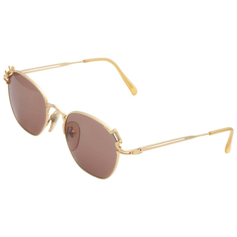4c638cebf06 Vintage Jean Paul Gaultier Sunglasses 56-3171 For Sale at 1stdibs