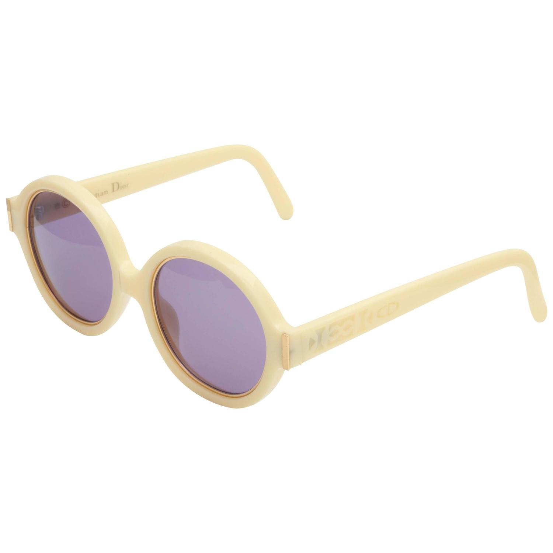 f4cd26e5b49f Well-known Vintage Christian Dior Sunglasses 2446A at 1stdibs JJ96