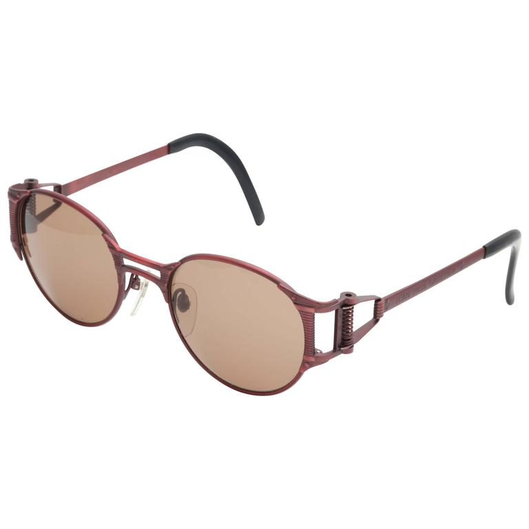 Vintage Jean Paul Gaultier Sunglasses 56-5105  For Sale