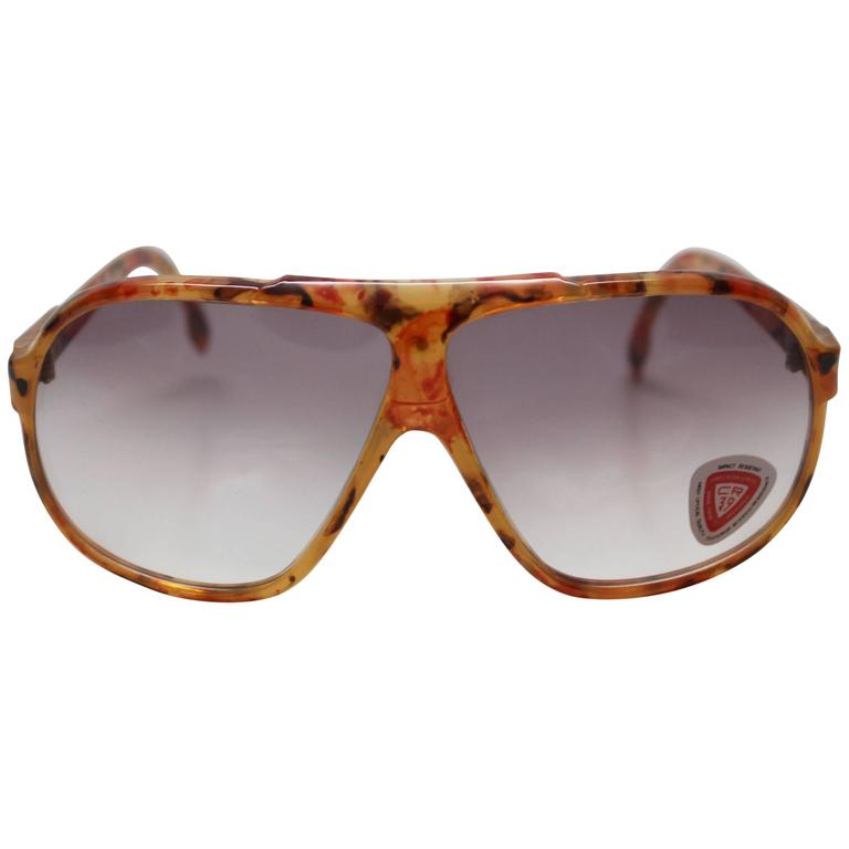 1970s Deadstock Sunglasses Made in Italy