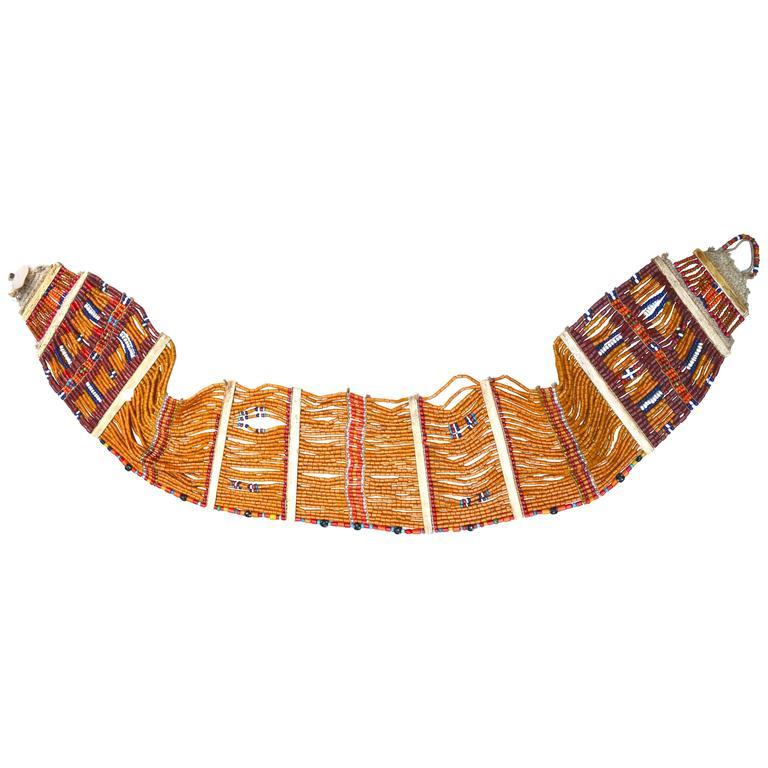 Konyak Naga Ceremonial Belt 1