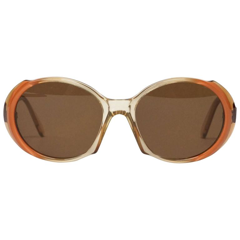 Balmain Aviator Sunglasses  1970s french vintage sunglasses by pierre balmain for at 1stdibs