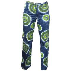 New Never worn Dead Stock Tie Dye 1960s Wrangler Jeans