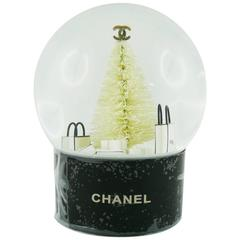 Chanel Snow Dome New in Box