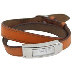 Hermes Kelly 2 Stainless Steel Watch