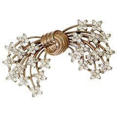Pennino Sterling Brooch