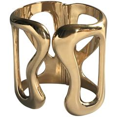 Mateo/Brown new limited edition collection Bones Cuff