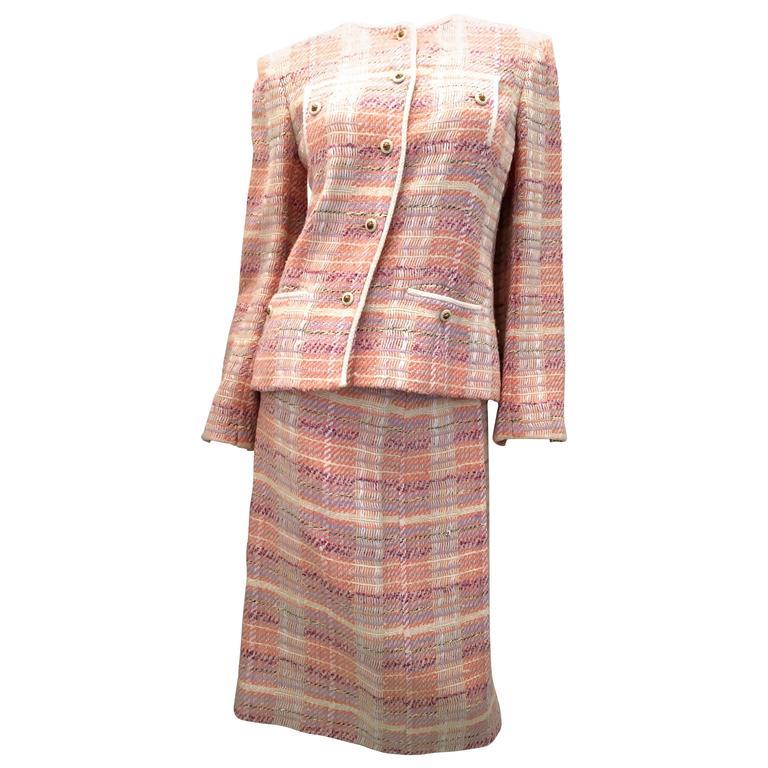 Vintage Chanel Creations Suit - Mint Condition
