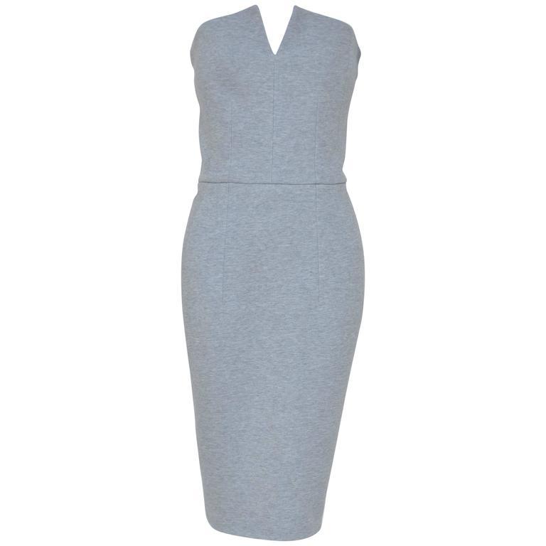 Yves Saint Laurent Spring '08  Strapless  Dress Seen On Rihanna..Kate Moss... For Sale