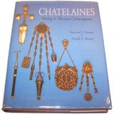 Amazing 1994 Book On the History & Fashion of Chatelaines