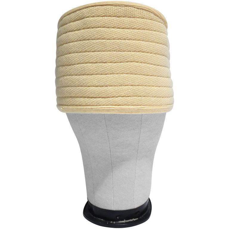 Rare 1970s Sonia Rykiel Knit Hat