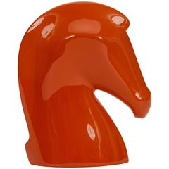 Hermès Samarcanda Horse Sculpture
