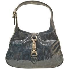 Gucci mini blu horsebit Jackie bag Unworn