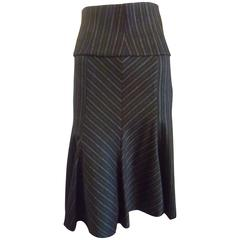 M Missoni Wool Skirt and Cumberband (S)