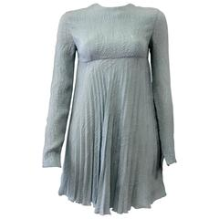 Istante Silk Goffre Dress Mid 90's