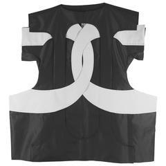 Comme des Garcons AD 2013 Interwoven CC Flat Pack Dress