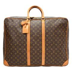 Vintage Louis Vuitton Sirius 60 Monogram Canvas XL Travel Bag