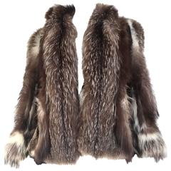 1940s Fox Fur jacket
