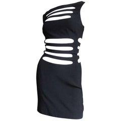 1990s Sophie Sitbon Cage Dress