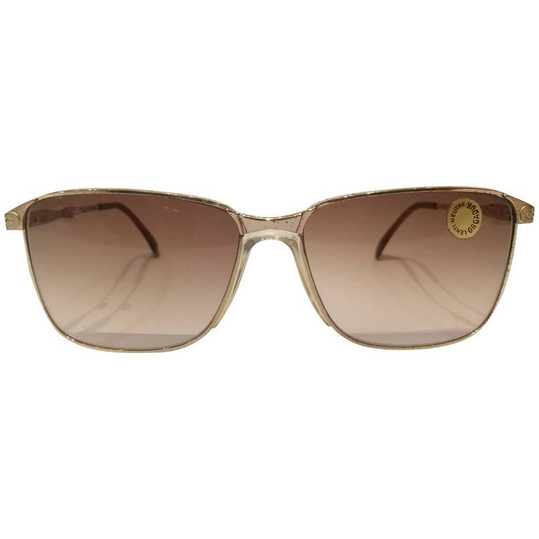 1980s Perosol Unworn Sunglasses