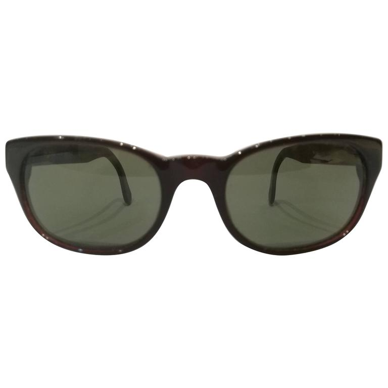 Byblos brown sunglasses For Sale