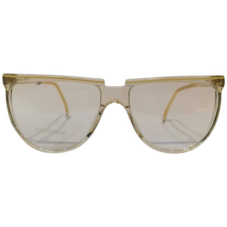Unworn Gianni Versace frame glasses 1