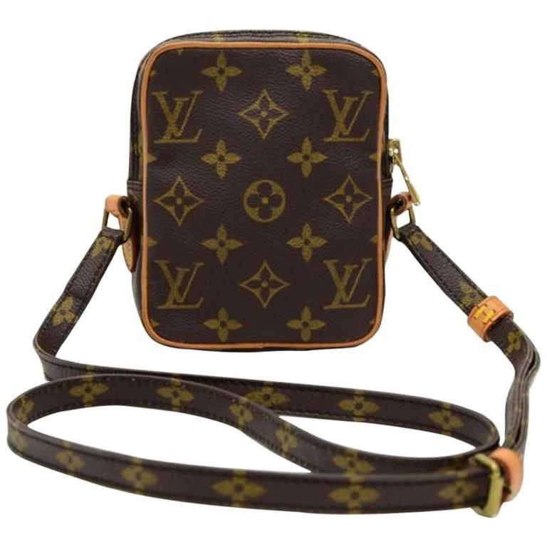8ab2489c4fe7 Mini Danube Louis Vuitton Monogram bag at 1stdibs