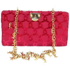 Beautiful & rare Roberta Di Camerino 70s clutch/bag