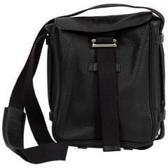 Hermès Black Clemence Men's Shoulder Bag