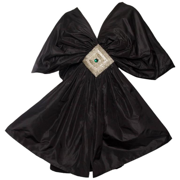Incredible Chloé by Karl Lagerfeld Bow Cocktail Dress
