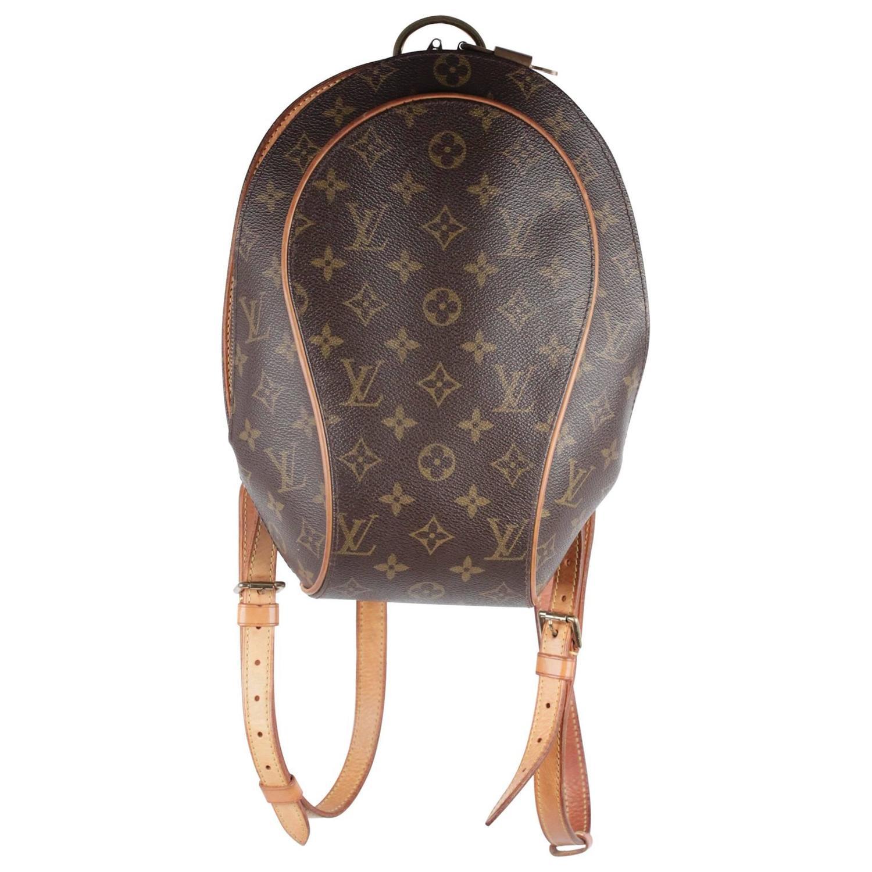 6acc0500a2a0 LOUIS VUITTON Monogram Canvas ELLIPSE BACKPACK Shoulder Bag at 1stdibs