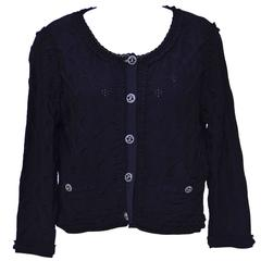 CHANEL Black Cardigan   Mint