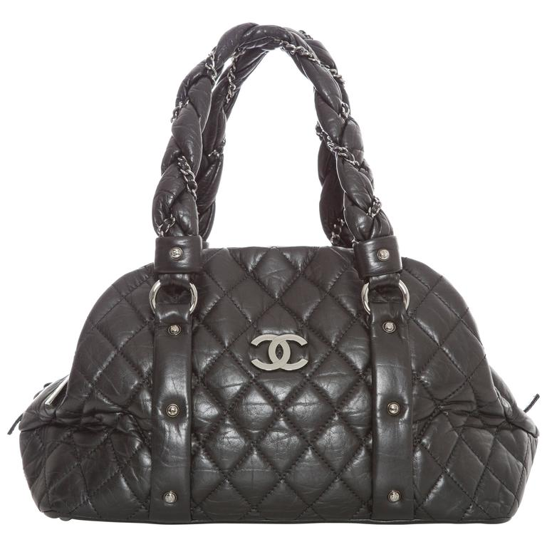 Chanel Lady Braid Bowler Bag, Autumn - Winter 2006 1