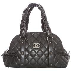 Chanel Lady Braid Bowler Bag, Autumn - Winter 2006